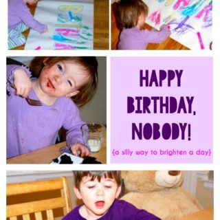 Happy Birthday Nobody!