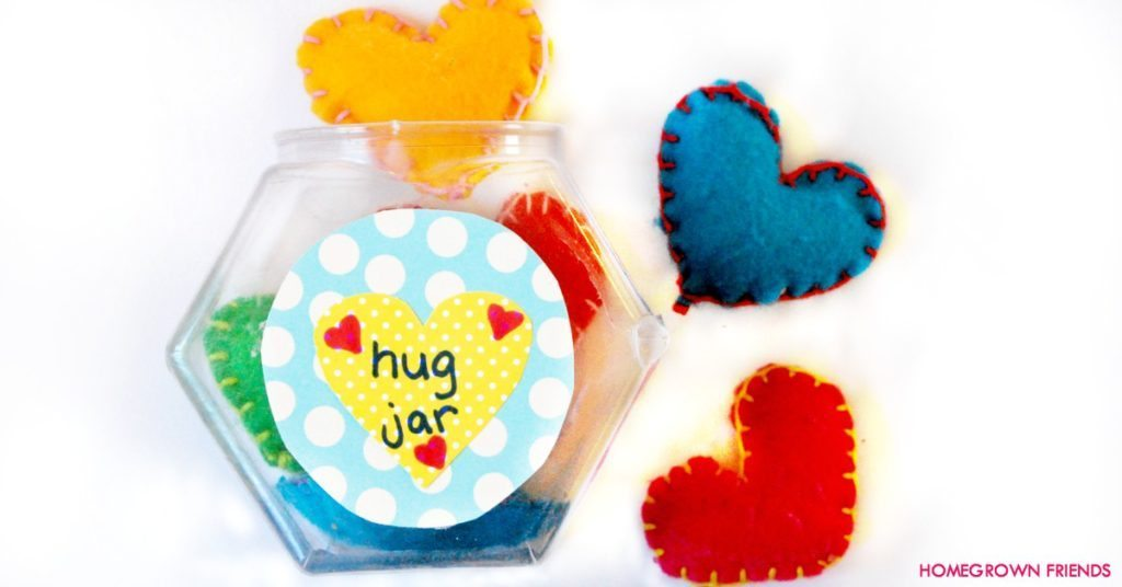 The Hug Jar