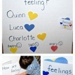 Feelings Chart for Children