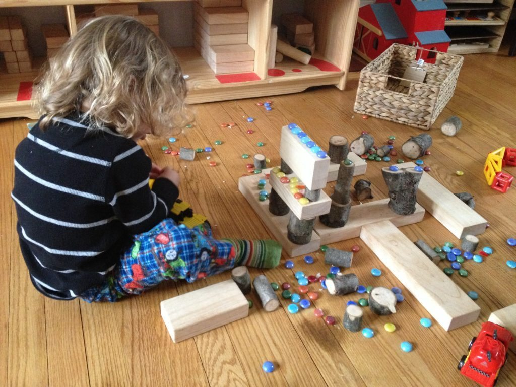 Introduction to Block Building with Children: accessories