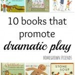 Children's Books That Promote Dramatic Play