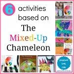 Eric Carle's The Mixed-Up Chameleon Activities
