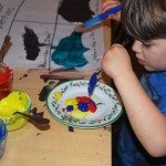 Color Mixing Activity