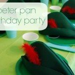 Peter Pan Birthday Party