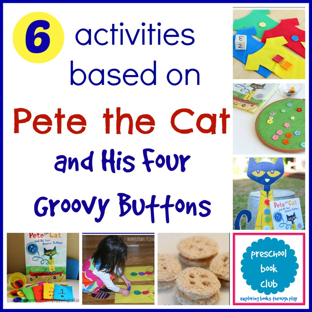 pete the cat and his four groovy buttons activities homegrown friends