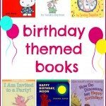 Birthday Themed Books