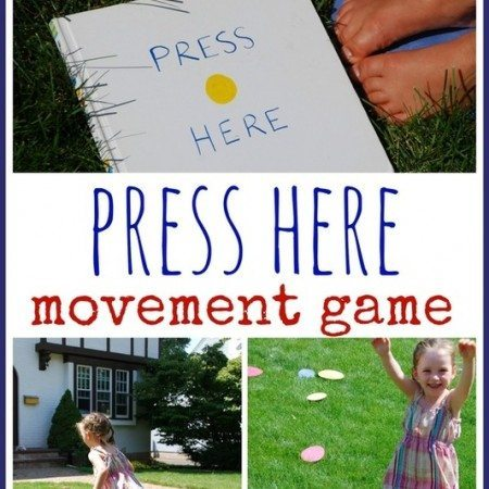 Press Here Movement Game