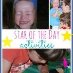 Star of the Day Activities