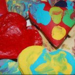 Salt Dough Heart Gifts