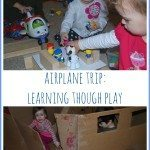 Airplane Trip: Learning Through Play
