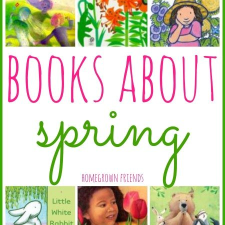 Books About Spring