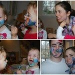 Silly Face Painting