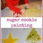 Sugar Cookie Painting