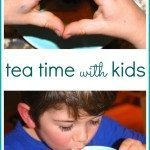 Tea Time with Kids