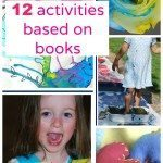 12 Activities Based on Children's Books