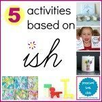 Activities Inspired by Ish by Peter Reynolds