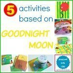 Goodnight Moon Inspired Activities