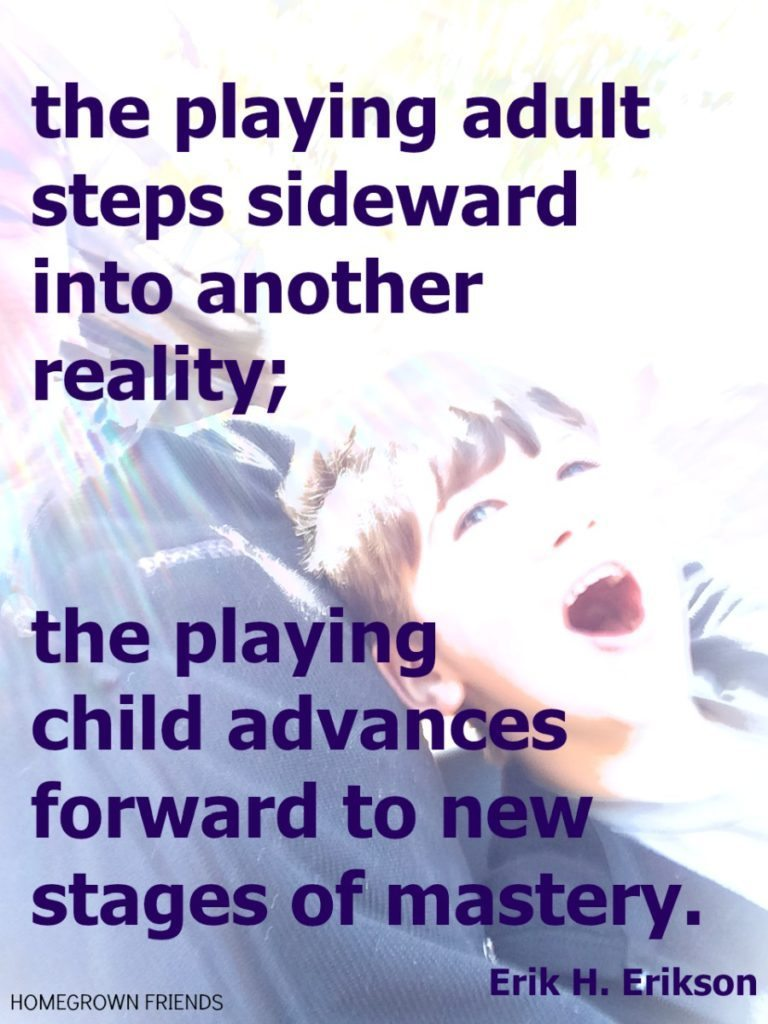 value play for children and adults