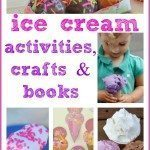 Ice Cream Themed Activities and Books