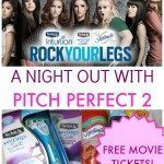 Rock Your Legs with Pitch Perfect 2