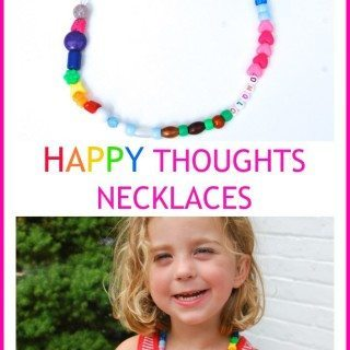 Happy Thoughts Necklaces