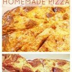 The Best Easy Homemade Pizza Recipe