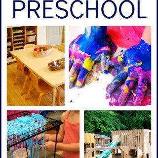 How to Choose a Preschool