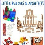 Favorite Kid Gifts for Little Builders and Architects