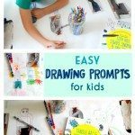 Easy Drawing Prompts for Kids