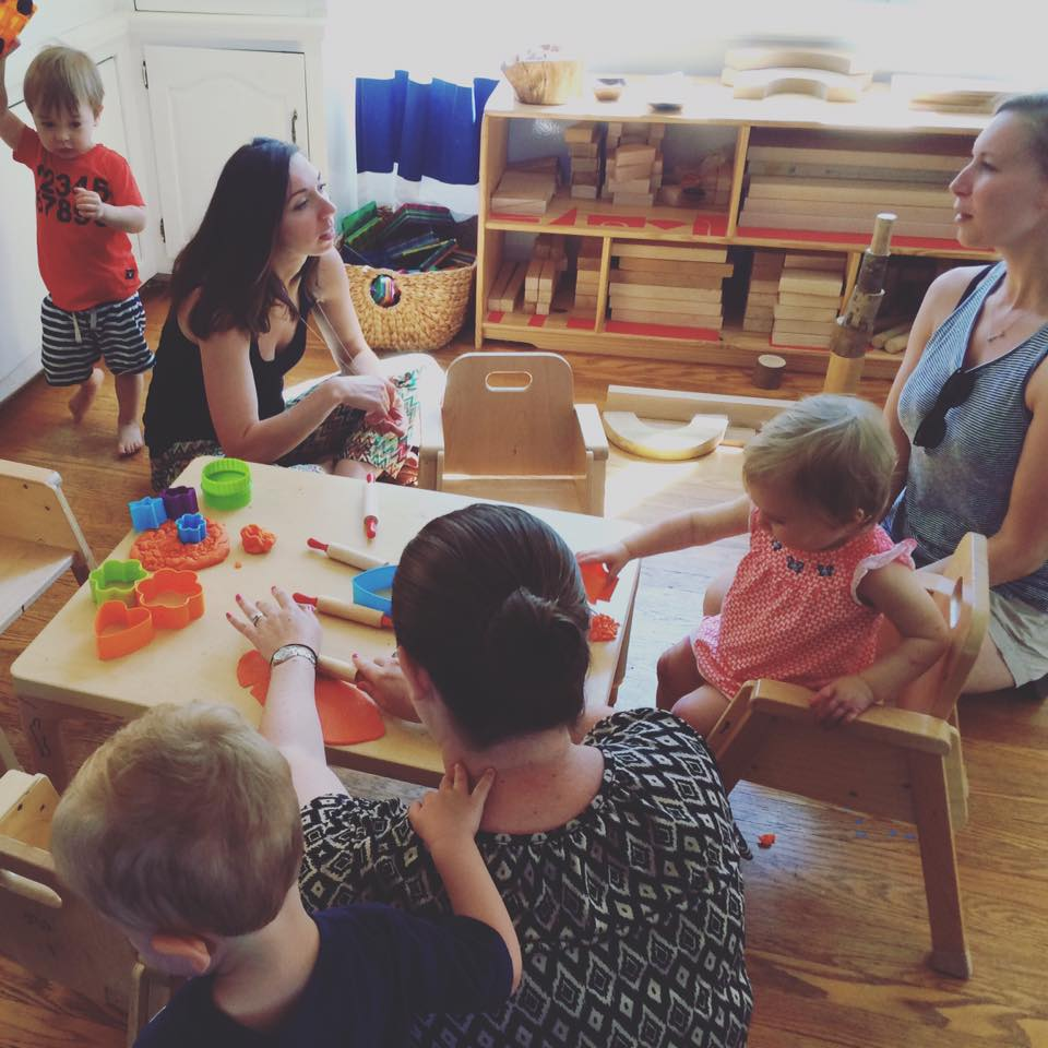 Homegrown Friends Class Home Learning Environment