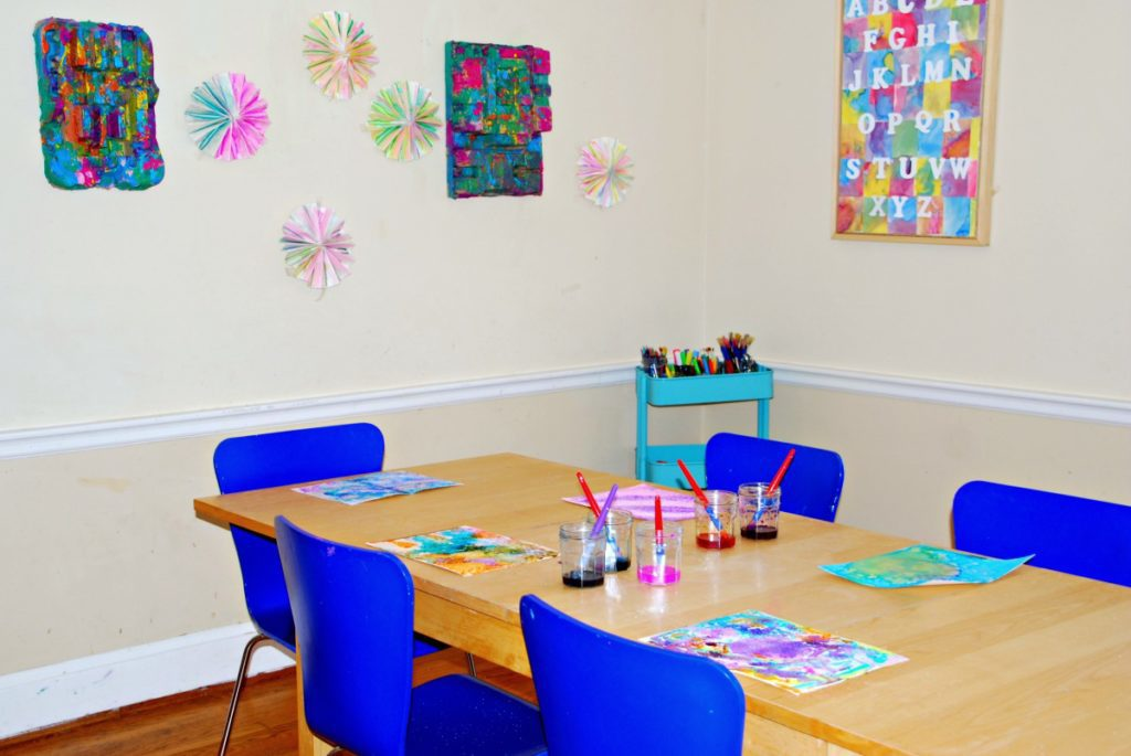 Homegrown Friends Classes Home Learning Environment