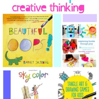 Books That Teach Creative Thinking