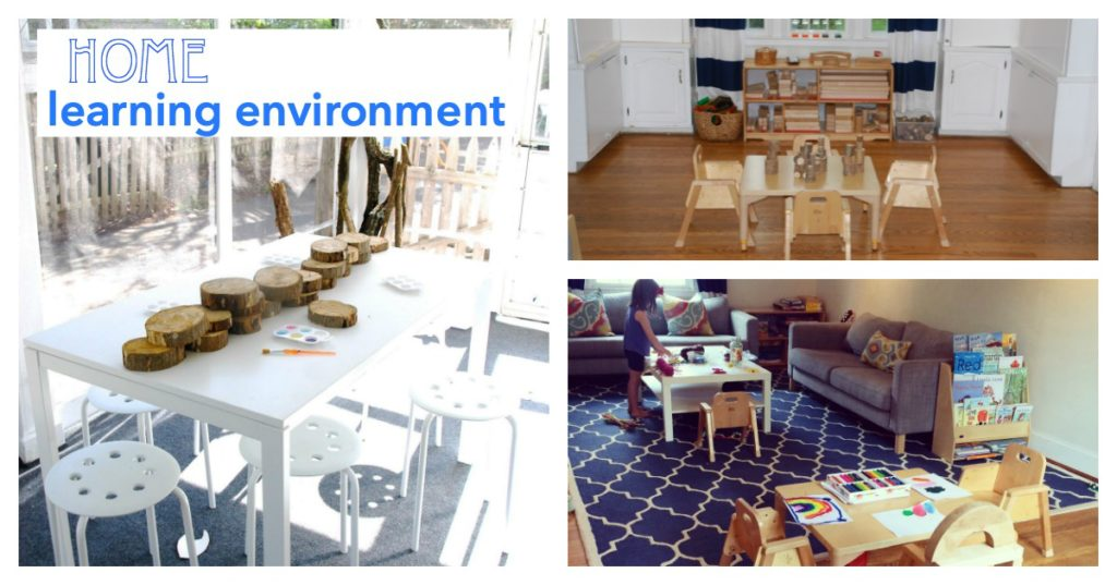 home learning environment- FB SQ