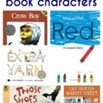 Children's Books With Strong and Kind Book Characters