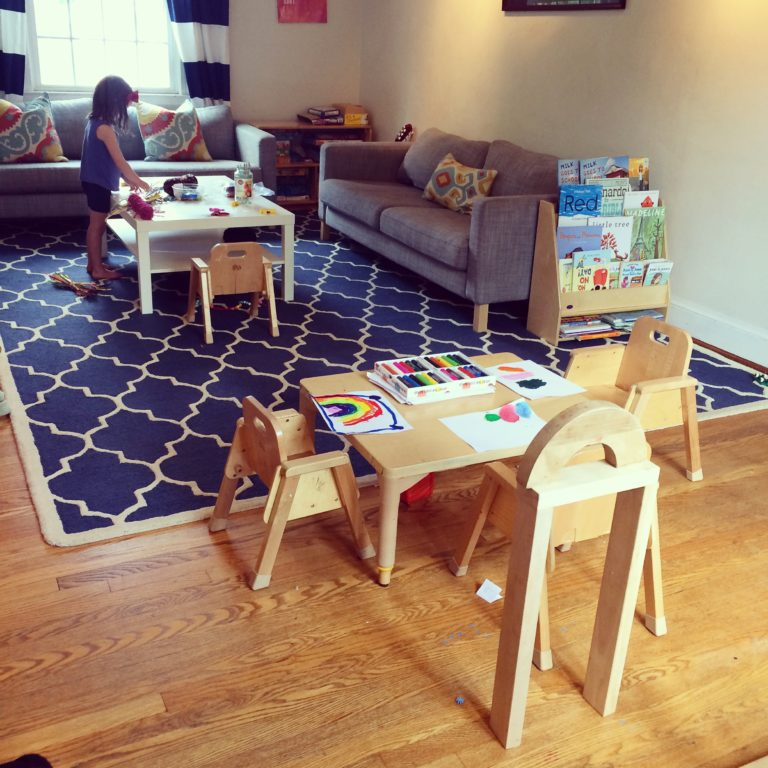 The environment for easy and fun toddler playgroup ideas