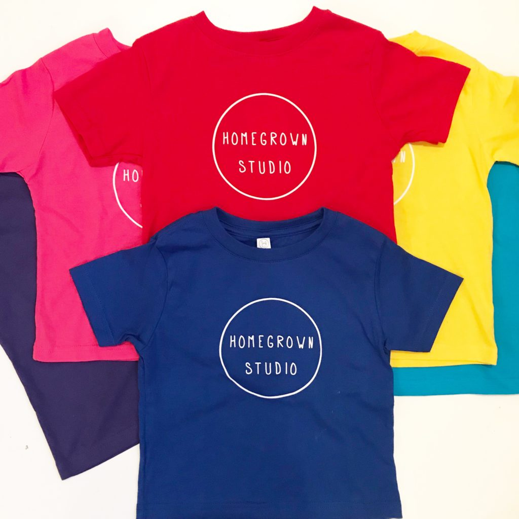 All fans of Homegrown Studio will love these super comfortable Homegrown Studio shirts.