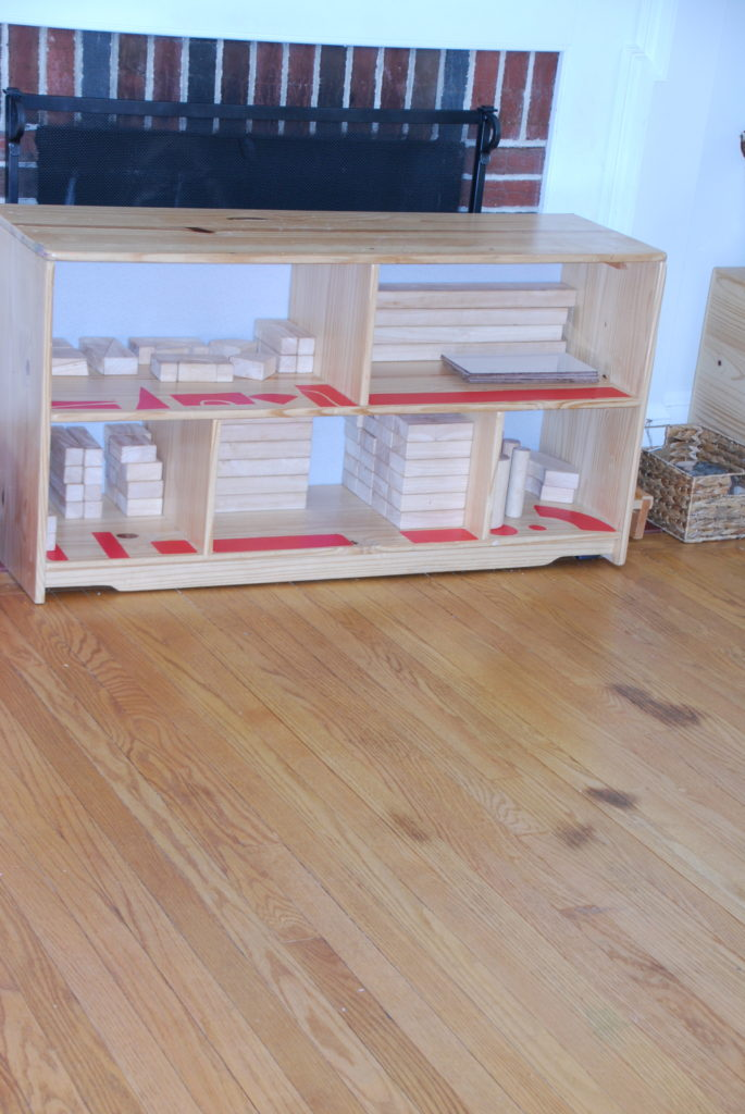 Introduction To Block Building With Children Homegrown