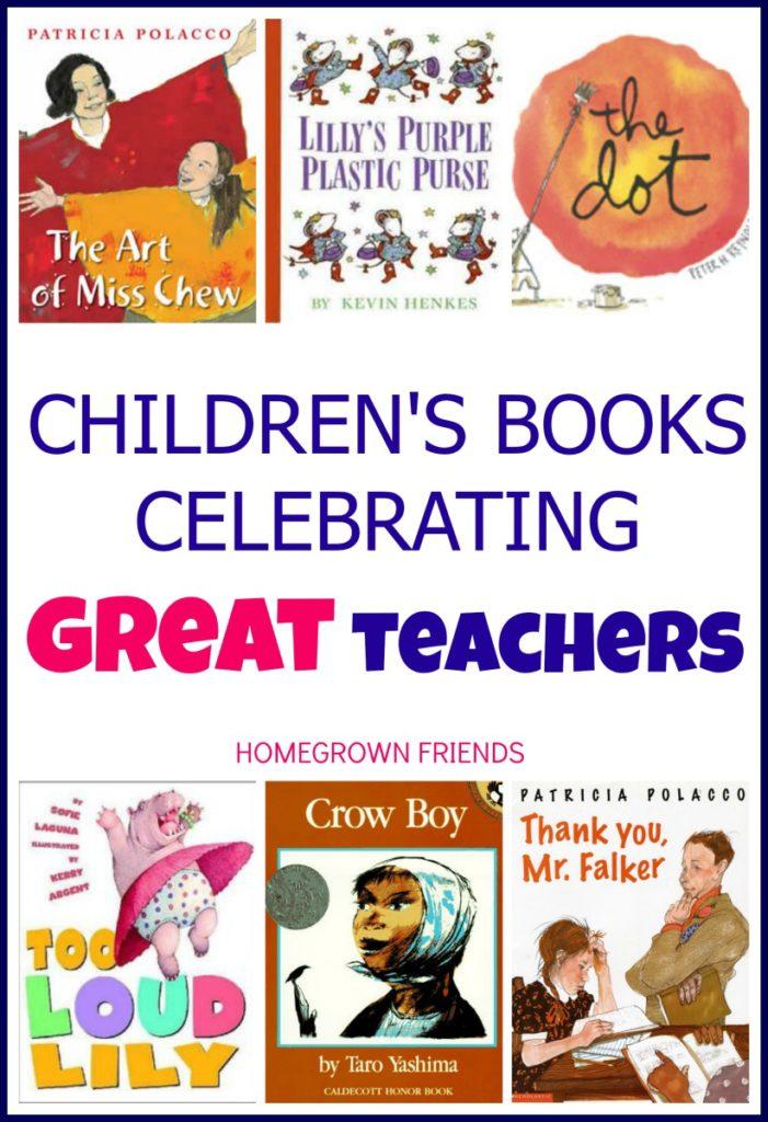 thank you a book for teachers