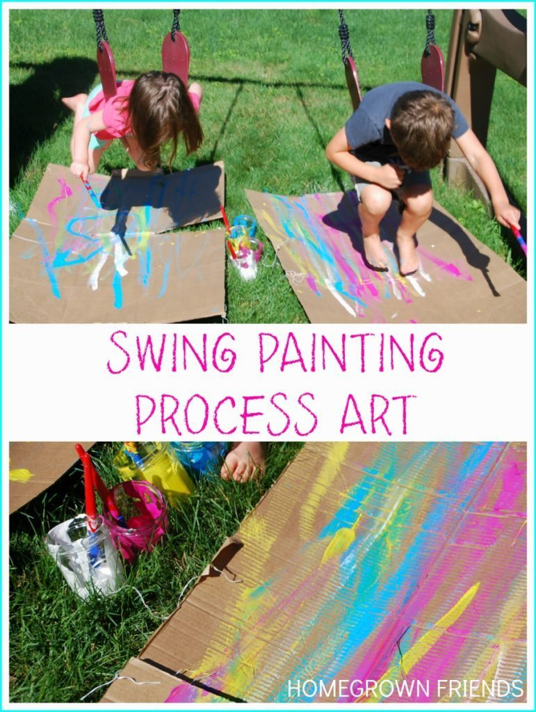 Preschool Summer Activity Ideas