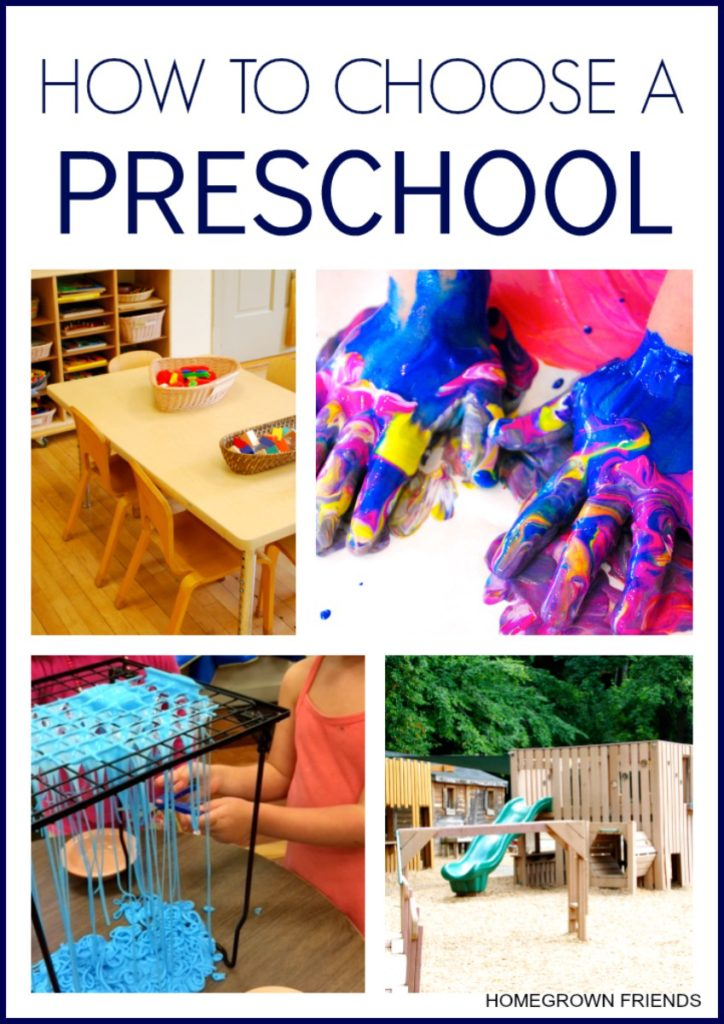 CLICK HERE TO FOLLOW OUR EDUCATIONAL PHILOSOPHY PINTEREST BOARD How To Choose A Preschool